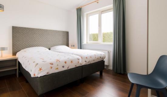 Slaapkamer Bonte Piet en Bonteluw